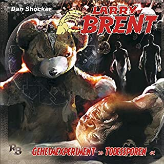 Geheimexperiment Todessporen     Larry Brent 25              By:                                                                                                                                 Dan Shocker                               Narrated by:                                                                                                                                 David Nathan,                                                                                        Jaron Löwenberg,                                                                                        Michael Harck,                   and others                 Length: 55 mins     Not rated yet     Overall 0.0
