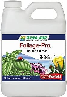 Dyna Gro Foliage Pro 32oz 1 Quart Liquid Plant Dyna Gro Fertilizer Bloom Grow