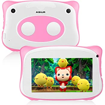 40+Learning /& Training Apps 7 9.0 Quad Core Edition Tablets for Kids Tablets with WiFi Parental Control 2G+16G Learning Android Kid Tablet for Home School Education Kids Tablet