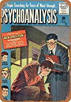1955精神分析コミックコレクタブルウォールアート