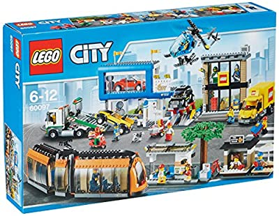 LEGO City Town 60097 City Square by LEGO