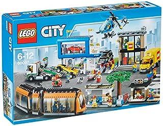 LEGO City 60097 - Stadtzentrum, Bausteinspielzeug (B00SDTYXVM) | Amazon price tracker / tracking, Amazon price history charts, Amazon price watches, Amazon price drop alerts