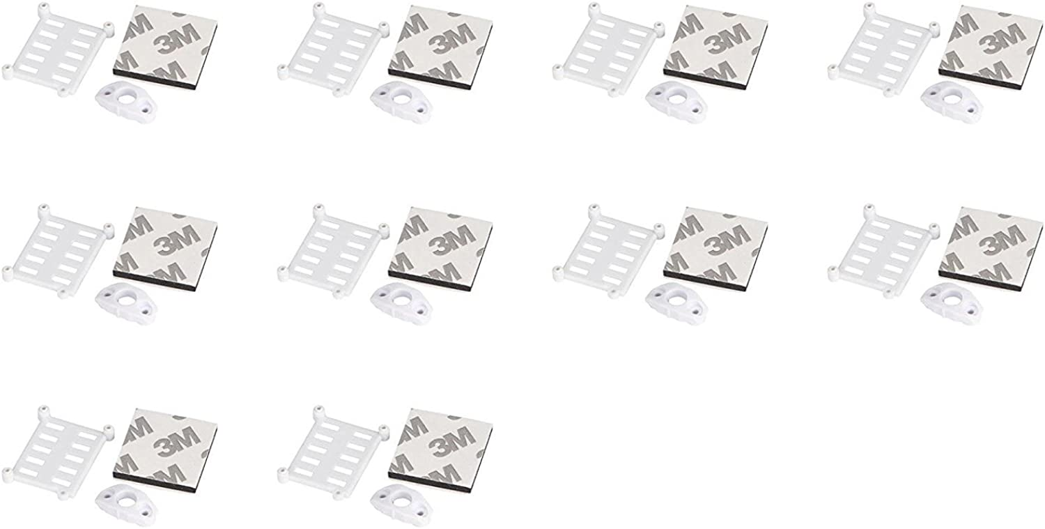 10 x Quantity of Walkera Rodeo 150 150Z06(W) Support Block White  FAST FREE SHIPPING FROM Orlando, Florida USA