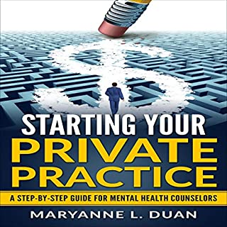 Starting Your Private Practice audiobook cover art