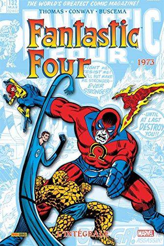 Fantastic Four: L'intégrale 1973 (T12)