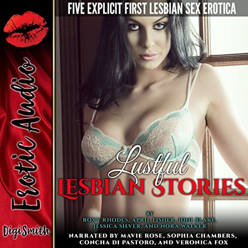Lustful Lesbian Stories audiobook cover art