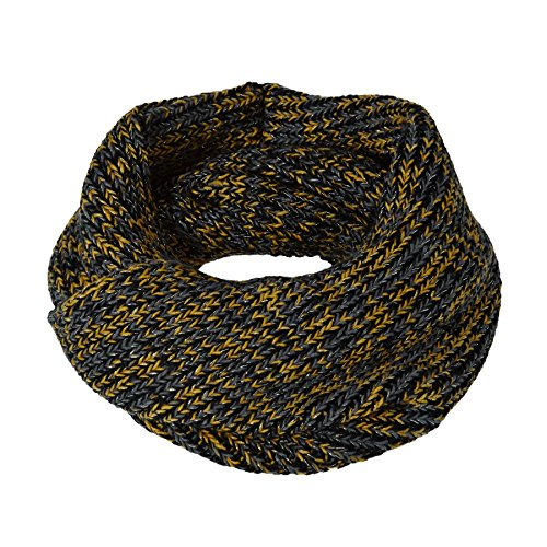 Roxy Damen Romantic Rdv - Scarf for Women, Anthracite - Solid, One Size