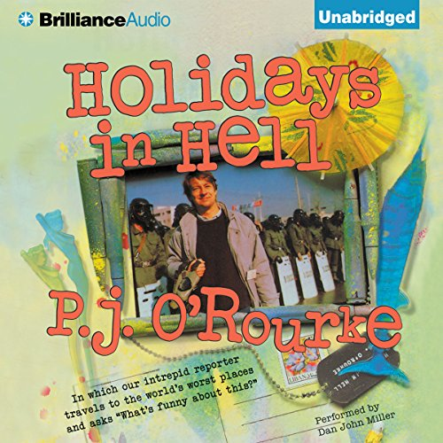 Holidays in Hell cover art