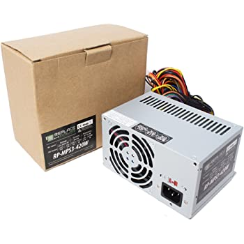 Replace Power 420W 420 Watt ATX Power Supply Replacement for HP Compaq HIPRO HP-D2537F3R, HP-D3057F3R