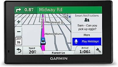 $94 » Sponsored Ad - Garmin DriveSmart 51 NA LMT-S with Lifetime Maps/Traffic, Live Parking, Bluetooth,WiFi, Smart Notifications...