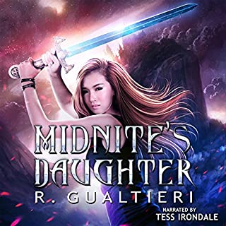 Midnite's Daughter     Midnight Girl, Book 1              By:                                                                                                                                 Rick Gualtieri                               Narrated by:                                                                                                                                 Tess Irondale                      Length: 12 hrs and 40 mins     46 ratings     Overall 4.3