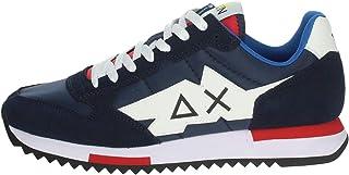 SUN 68 Z31108 Scarpe Uomo Sneakers Sportive Blu (Numeric_43)