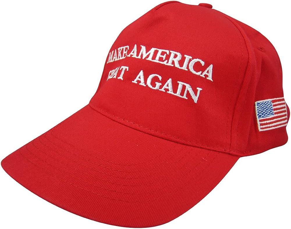 Bumblebie Donald Trump Cap Make America Great Again USA Baseball Hat