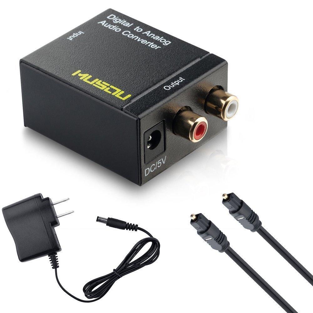 Musou Digital Optical Converter Adapter