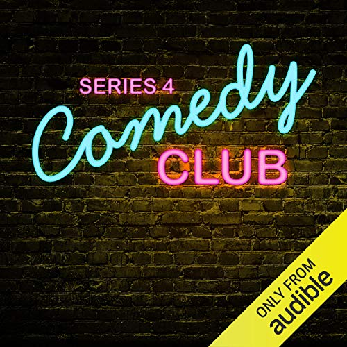 Comedy Club (Series 4) cover art
