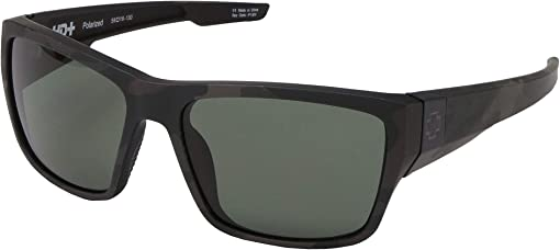 Matte Camo/HD Plus Gray Green Polarized