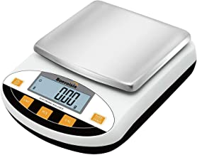 Bonvoisin Lab Scale 5000gx0.01g Digital Precision Analytical Balance 10mg High Precision Electronic Balance Jewelry Scale ...