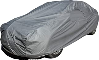 A-Express/® Medium M Full Car Cover 100/% Waterproof Indoor Outdoor Snow Rain Protection