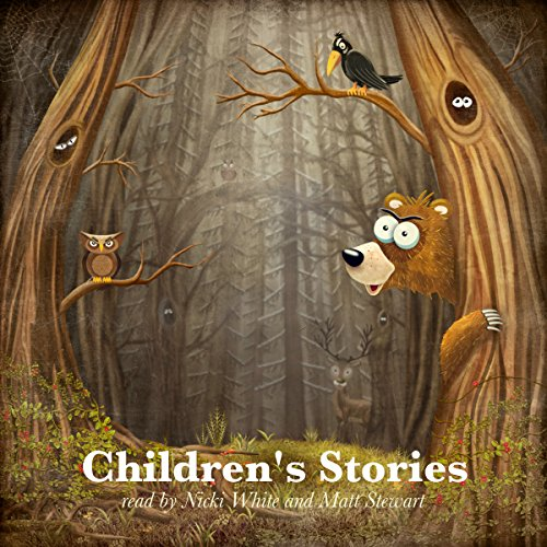 Children's Stories                   By:                                                                                                                                 Flora Annie Steel,                                                                                        Johnny Gruelle,                                                                                        Rudyard E. Kipling,                   and others                          Narrated by:                                                                                                                                 Nicki White,                                                                                        Matt Stewart                      Length: 1 hr and 8 mins     Not rated yet     Overall 0.0