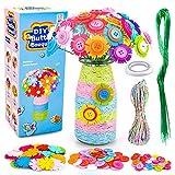 Oligo Cadeaux d 'Artisanat pour Enfants de 4 à 12 Ans, Cadeaux d' Anniversaire de Filles de 6 à 7 Ans Cadeaux d 'Artisanat de 6 à 8 Ans Cadeaux d' Artisanat de Fleurs de 6 à 11 Ans