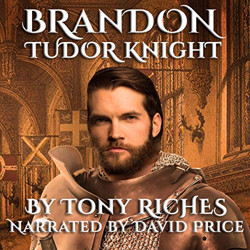 Brandon - Tudor Knight audiobook cover art