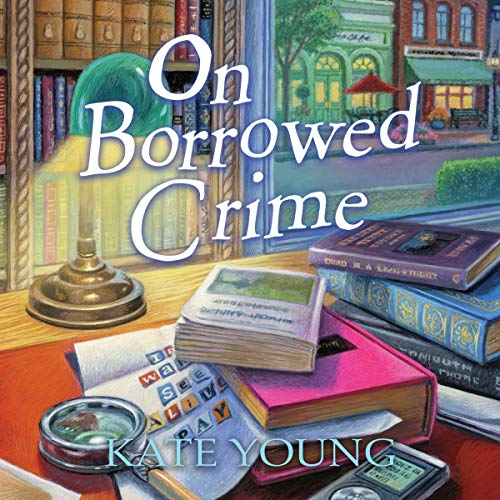 On Borrowed Crime cover art