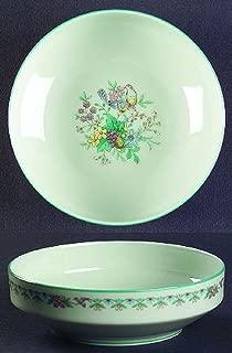 Noritake Paradise Green Fruit Dessert Bowl 5