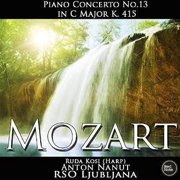 Mozart: Piano Concerto No.13 in C Major K. 415