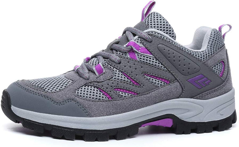 Super frist Women's Waterproof Hiking shoes Outdoor Wear Resistant Anti-Slip Shock Absorption Trekking shoes