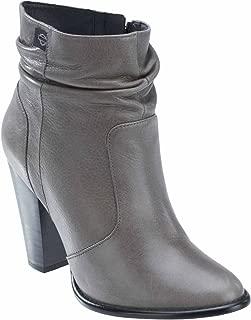 Harley-Davidson Women's Stonebrook Hi-Heel Black Label Boots. Zipper. D88802