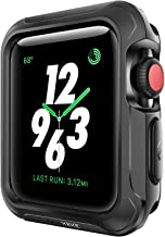 V85 Compatible Apple Watch Case 42mm, Shock-proof and Shatter-resistant Protector Bumper iwatch Case Compatible Apple Watc...