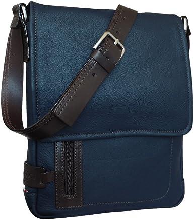 Chiarugi City Style Italian Leather Messenger Bag 5c8ad9481b26d