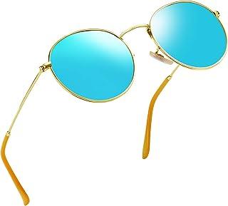 82cba832ce5 Joopin Vintage Round Sunglasses for Women Retro Brand Polarized Sun Glasses  E3447