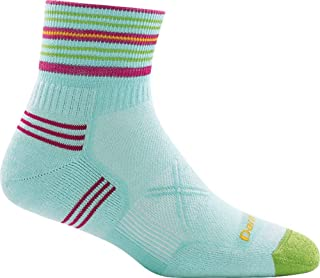 Darn Tough Vermont Women's Vertex 1/4 Ultra Light Coolmax Socks