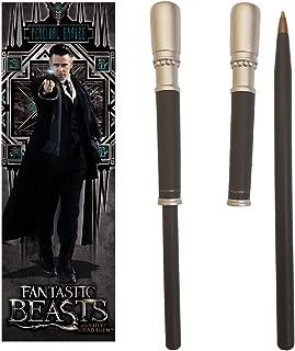 fantastic beasts percival graves wand