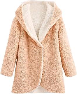 Amazon.es: chaquetas de borrego reversible: Ropa