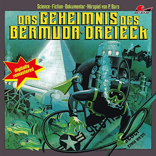 Das Geheimnis des Bermuda Dreieck Titelbild