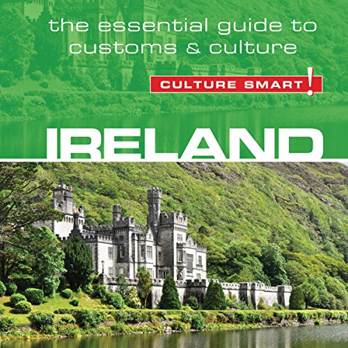 Ireland - Culture Smart! audiobook cover art