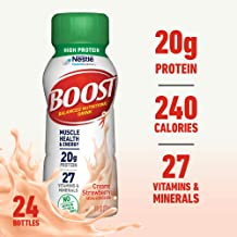 muscle drink by Boost Nutritional