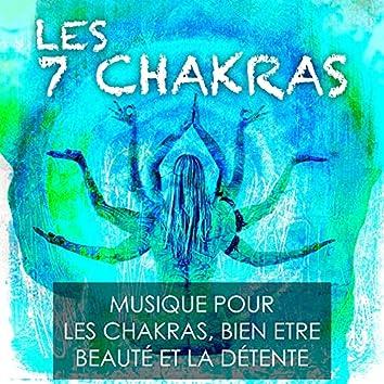 Les 7 Chakras - Musique pour les Chakras, le Bien Etre, Beauté et la Détente