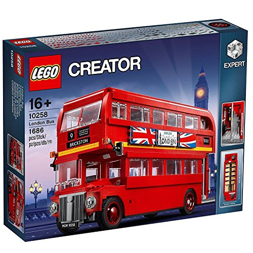 Lego Creator London Bus 10258 - 1686 piece - Limited Edition