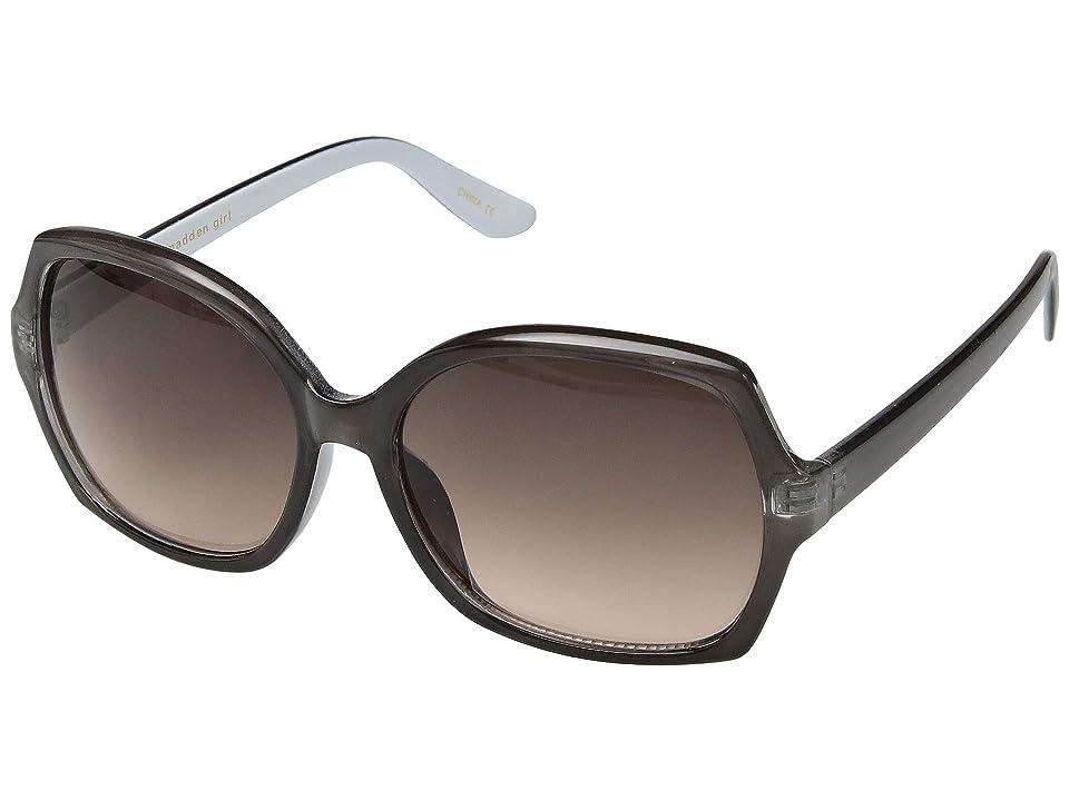 Steve Madden Madden Girl MG895102 (Brown) Fashion Sunglasses