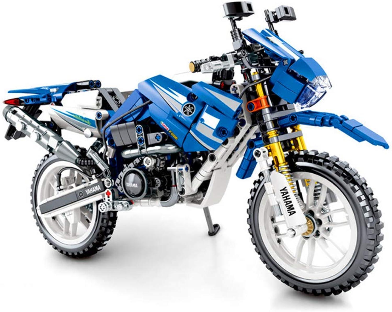 Tienda 2018 Bloques Bloques Bloques de construcción Modelo Volver Bloques de construcción de Motocicletas Ladrillos para Niños Juguetes educativos Set Regalos (799pcs)  ventas en linea