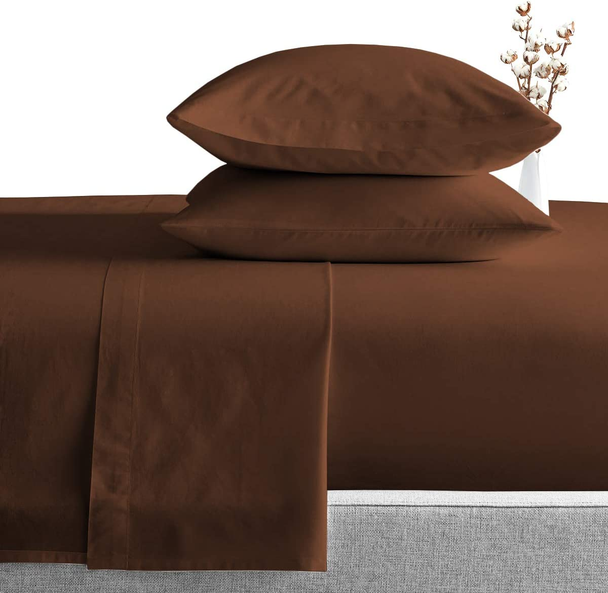 SGI bedding Full Size Sheets Special 1 year warranty price for a limited time Luxury Cotton - Egyptian Soft 100%