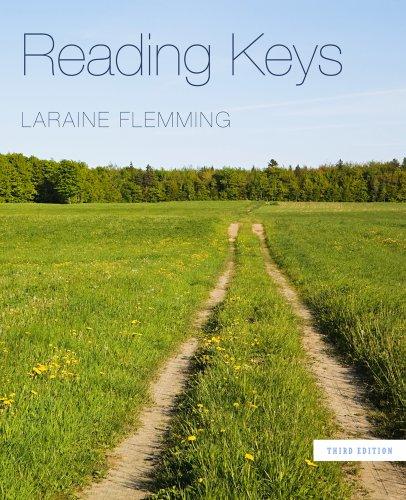 Reading Keys (Available Titles Aplia)