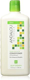 Andalou Naturals Marula Oil Silky Smooth Conditioner, 11.5 Oz