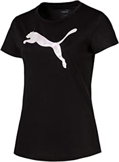 PUMA Women's Graphic Logo Tee