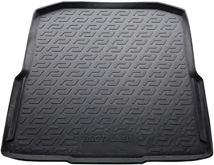 Veko Tailored Fit Heavy Duty Durable Black Boot Liner Tray Mat Protector VY24669