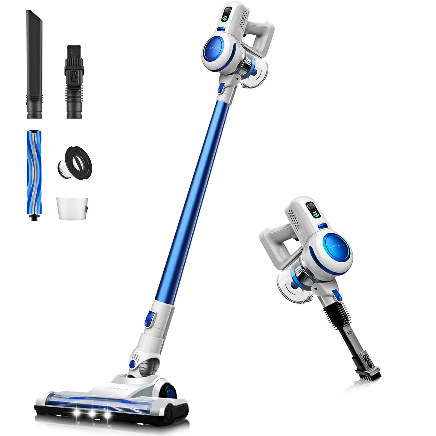 Cordless Cleaner Digital Powerful Cleaning