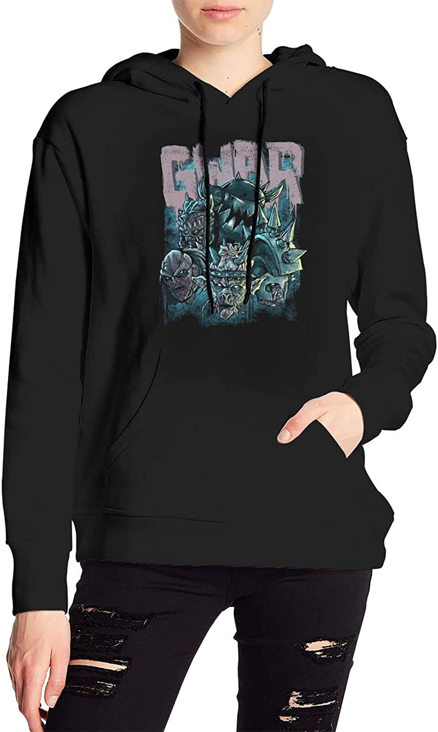 Gwar Band Sweater Graphic Hoodies With Pocket For Men'S Womens